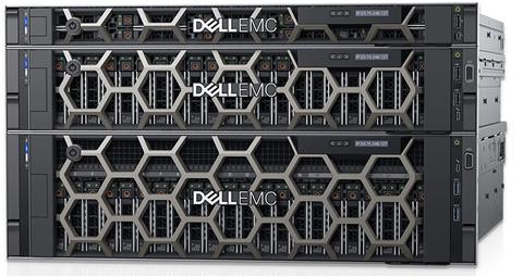 Happily Hosted Dell Enterprise Servers